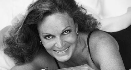 Diane von Furstenberg Merekrut Nathan Jenden