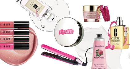Semarak Kosmetik Bertema Pink Ribbon