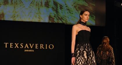Koleksi Fall Winter Tex Saverio di Paris Fashion Week