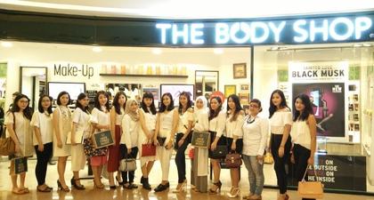 Berbagi Tips Kecantikan Bersama The Body Shop