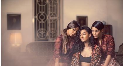 Fashion Spread: Hikayat Tiga Dara