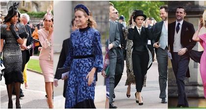 11 Tampilan Tamu Royal Wedding 2 yang Paling Memukau
