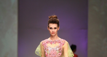 Bazaar Fashion Festival: Danny Satriadi