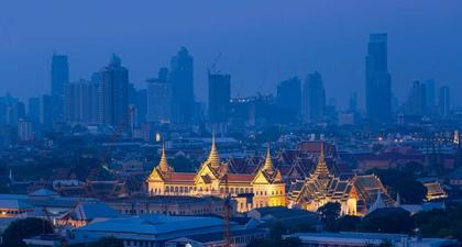 Rekomendasi Tempat Wisata di Bangkok