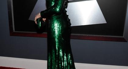 Riccardo Tisci eksklusif untuk Florence Welch