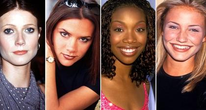 Inspirasi Baru Merias Wajah dengan Konsep Makeup Era 1990-an