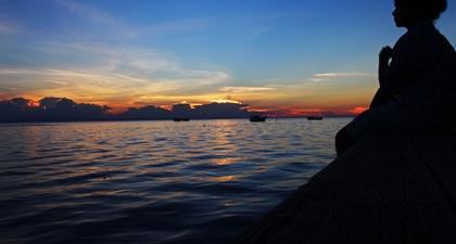 Liburan di Kepulauan Derawan
