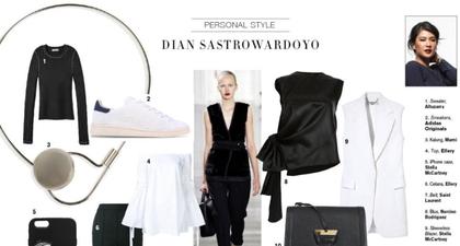 Personal Style: Dian Sastrowardoyo