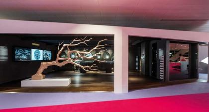 Instalasi Audemars Piguet di Art Basel Hong Kong 2017