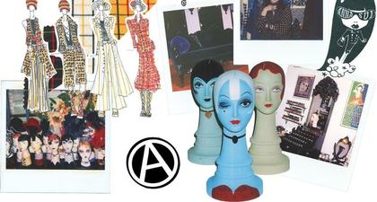 Anna Sui Menjadi Mentor untuk Fashion Show Difabel
