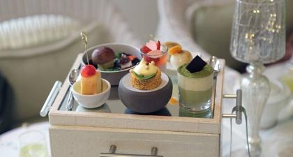 Menikmati Sajian Afternoon Tea Buatan Chef dari Jepang
