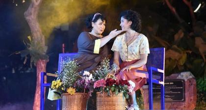 La La Love: Pementasan Teater Musikal dengan Latar Outdoor