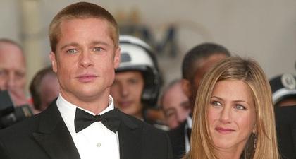 Lagi, Brad Pitt dan Jennifer Aniston Bertemu Virtual!