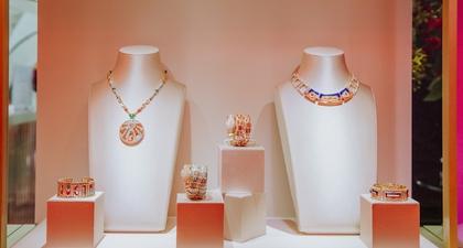 Inspirasi Tahun '80-an di Koleksi Perhiasan Bulgari