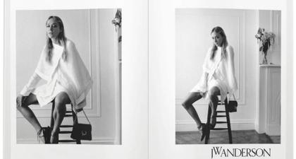 Chloe Sevigny untuk J.W.Anderson