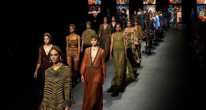 Kemegahan Identitas Wanita di Koleksi Teranyar Dior SS21