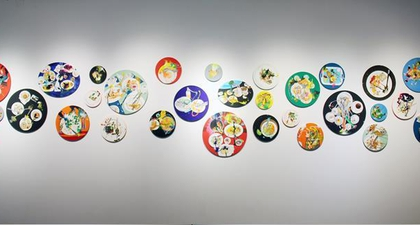 "Pameran Seni ""On Traces"" di Edwin's Gallery"