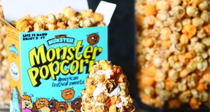 Es Krim Popcorn Kini Hadir di Jakarta