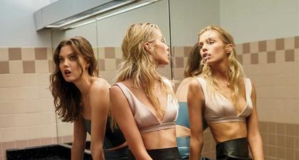 Fashion Spread: Some Say Love oleh Carine Roitfeld