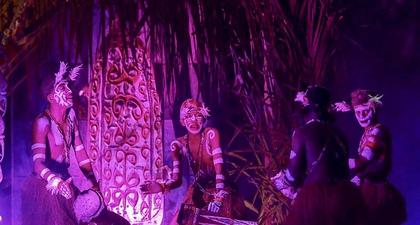 Pameran Seni dan Budaya Suku Asmat di Jakarta