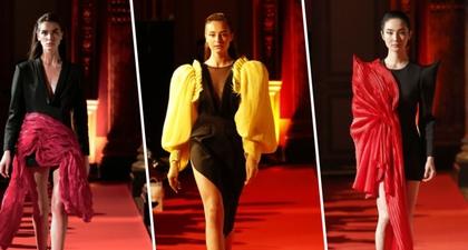 Desainer Harry Halim Menggelar Show di Paris Fashion Week