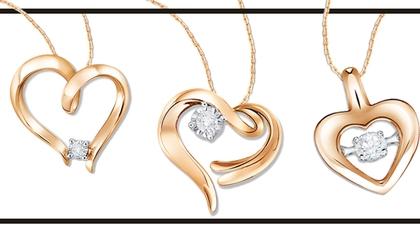 Berikut Pilihan Perhiasan Untuk Kado Valentine Tahun Ini