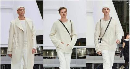 6 Tampilan Busana Pria ala Chanel