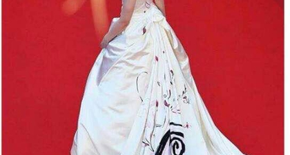 Fakta Unik Gaun Elle Fanning di Cannes Film Festival