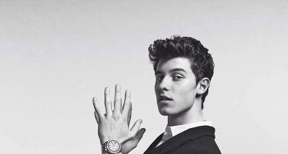 Shawn Mendes dan Smartwatch Terbaru Emporio Armani
