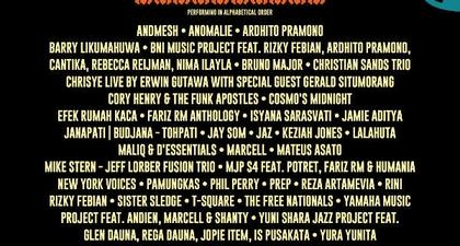 Java Jazz Festival 2020
