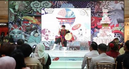 Kemeriahan Perayaan 30 Tahun Sogo Indonesia
