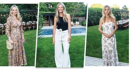 Gwyneth Paltrow Menjadi Host Koleksi Terbaru Cartier