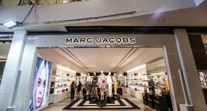 Semarak Pembukaan Flagship Store Marc Jacobs di Bangkok