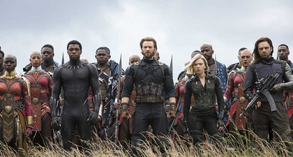 Kuis: Masih Ingat Tiap Adegan Film Avengers: Infinity War?