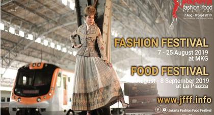 Jakarta Fashion and Food Festival 2019