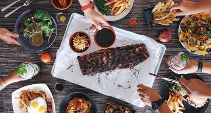 Menikmati Daging Panggang ala Amerika di Bali