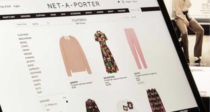 Net-a-Porter Menutup Segala Transaksi Untuk Sementara Waktu