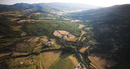 Perjalanan ke Provence Selama Tiga Hari