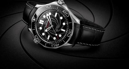Jam Tangan Terbaru Lansiran Omega untuk Penggemar James Bond