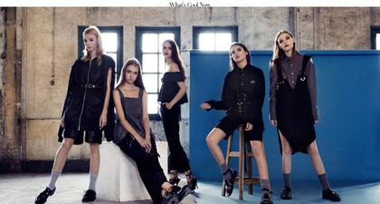 Fashion Spread: What's Cool Now