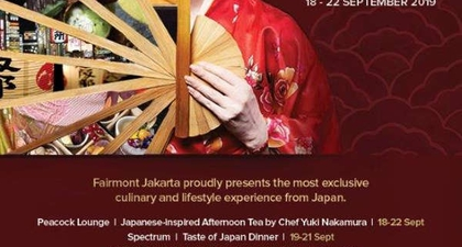 When Jakarta,  Meets Japan