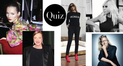 Apa Pekerjaan di Dunia Fashion yang Sesuai untuk Anda?