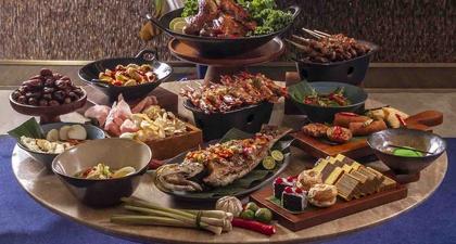 Hotel Bintang Lima Sediakan Hidangan Berbuka Puasa di Rumah!