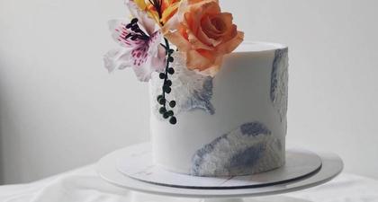 Inspirasi Desain Kue untuk Merayakan Hari Pernikahan