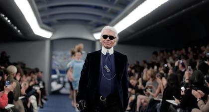 Chanel dan Fendi Akan Mengenang Karl Lagerfeld Bersama-Sama