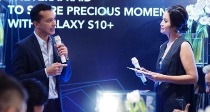 Nicholas Saputra Berbagi Pengalaman Travel Bersama Samsung