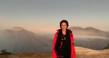 Mariana Renata Terlihat Baru Saja Berlibur di Banyuwangi