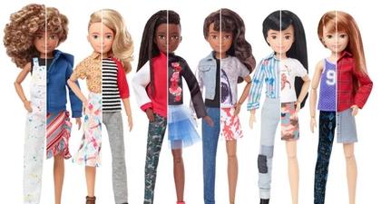 Unik! Barbie Merilis Koleksi Boneka Tanpa Gender
