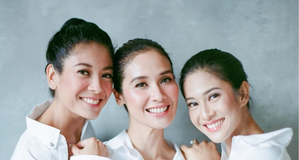 Marsha, Dian & Sigi Jadi Wajah Baru Klinik Kecantikan Korea