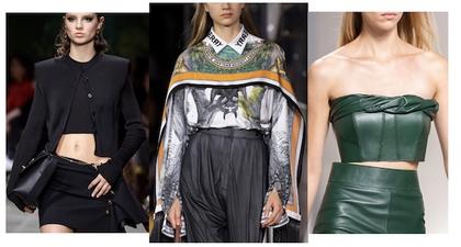 Inilah Tren Atasan Dari Pekan Mode Musim Semi/Panas 2020